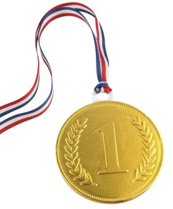 chocolate-medal