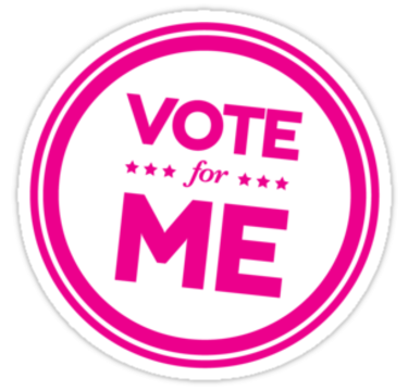 Voting Badge