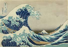 The Great Wave off Kanagawa (Painting)